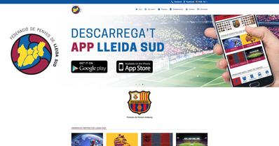 Peñas FCB LLeida Sud
