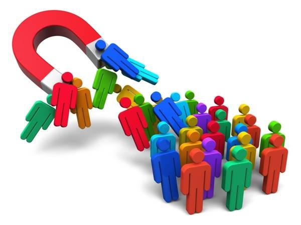 Como atraer nuevos clientes . El CRM como herramienta de prospección.
