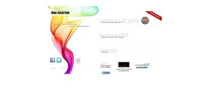 Iñaki Sebastián - website corporativo