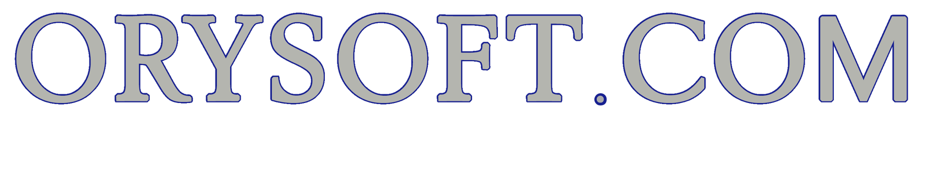 Ordenadores y Software S.L. - Orysoft