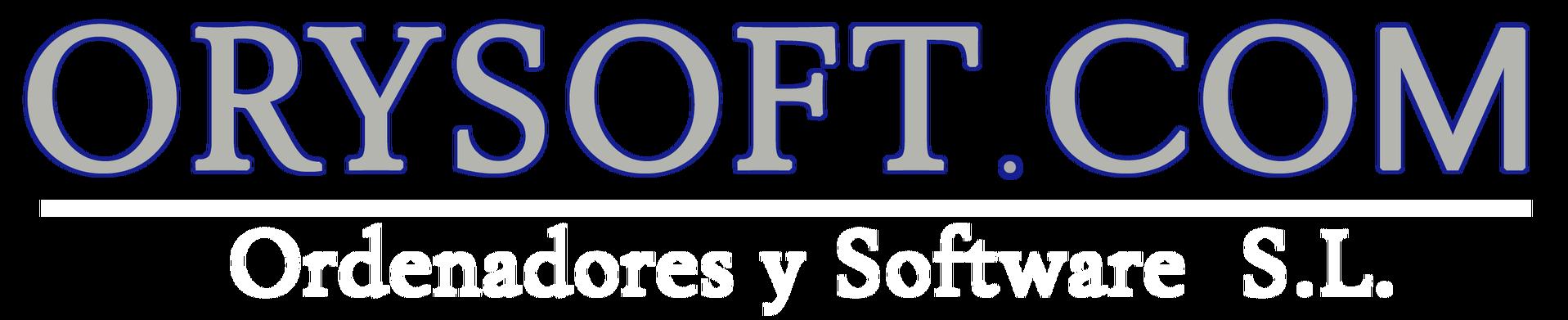 Ordenadores y Software S.L. - Orysoft