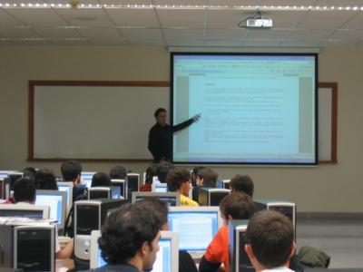 Formación en Universidades, Institutos y Eventos personalizados
