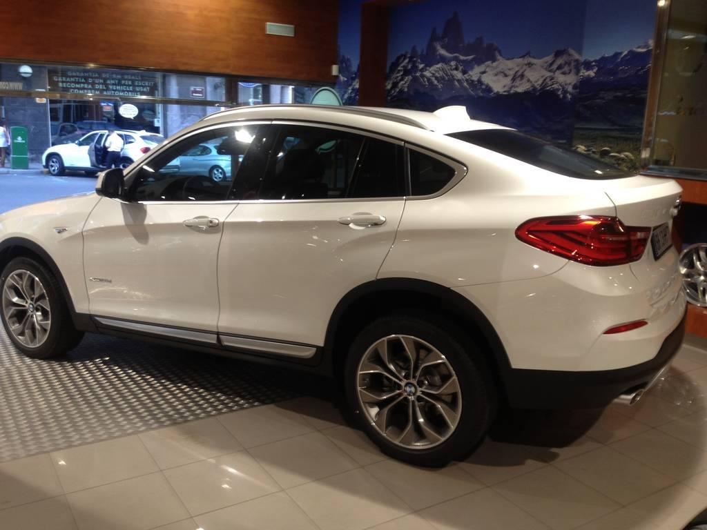 BMW X4 2.0D