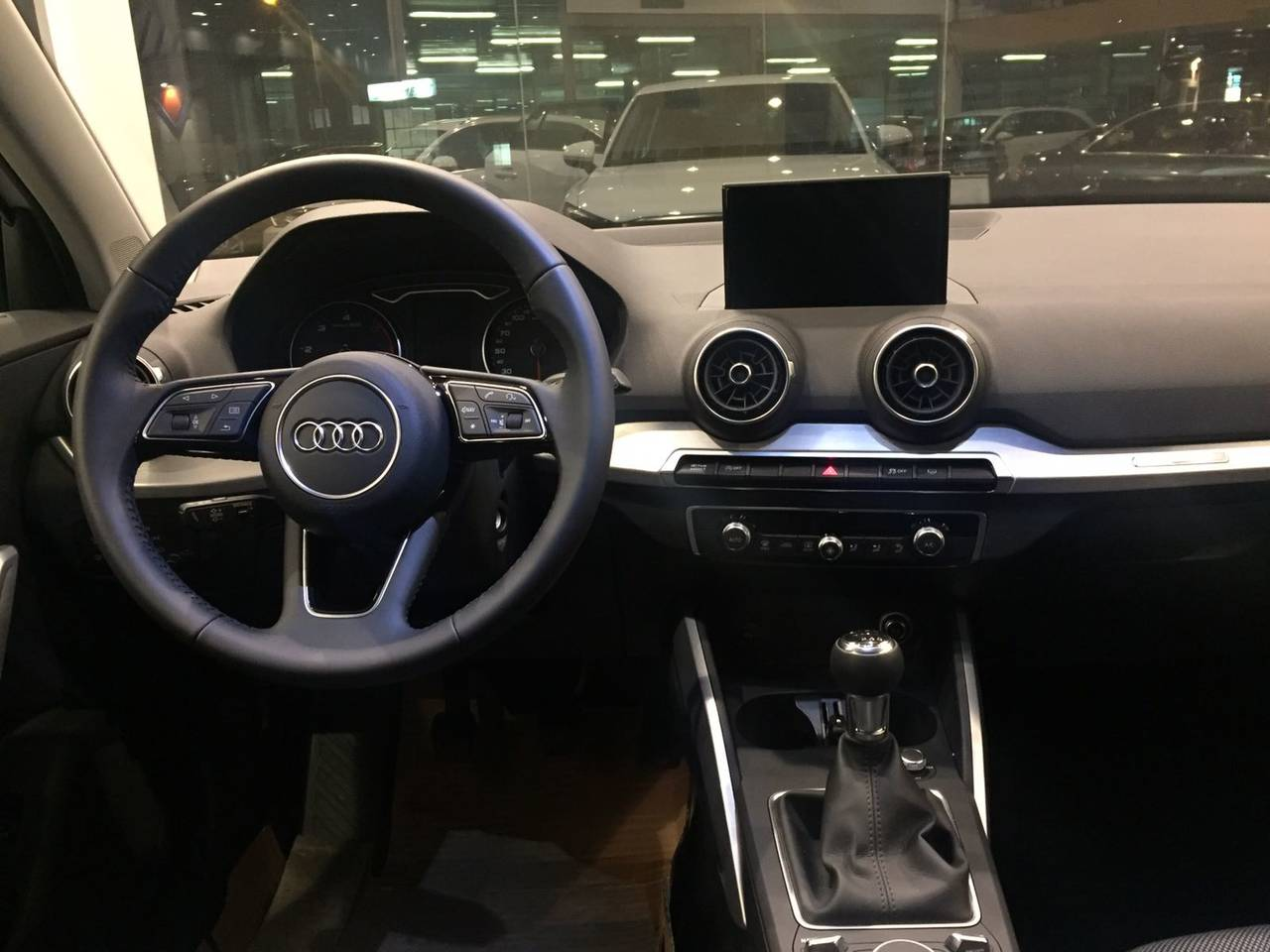AUDI Q2 1.4 TFSI COD Sport Edition S-Tronic