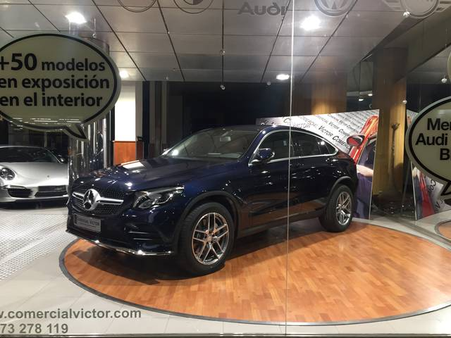 MERCDES GLC COUPE 250