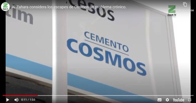 Al Zahara considera los escapes de Cosmos un problema crónico