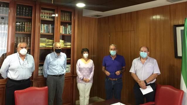 La Asociación Vecinal Las Jaras consigue una reunión con la CHG