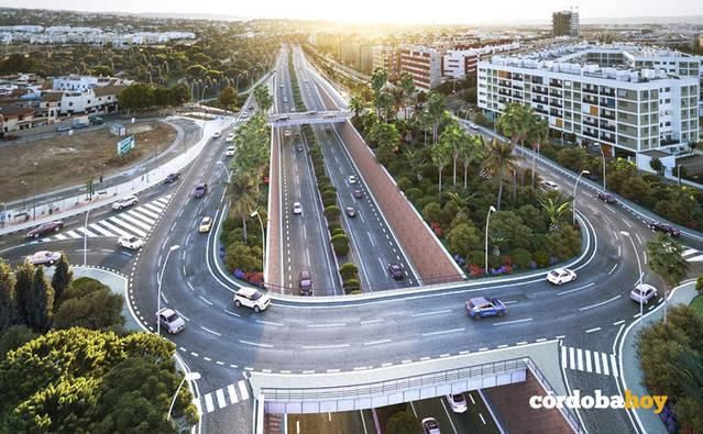 La Ronda Norte se integrará en la ciudad como una avenida más