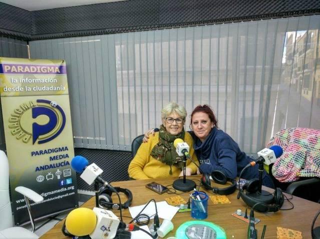 Teresa Caballero y y Rafaela Chounavelle en ¡Qué tal! ¿Cómo estamos? 12-01-19