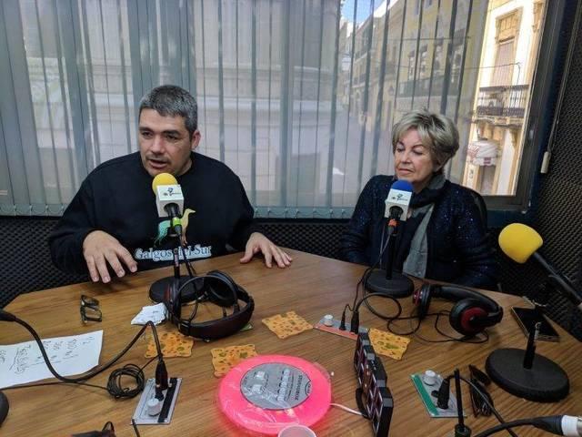 La Asociación Galgos del Sur en ¡Qué tal! ¿Cómo estamos? 09-02-19