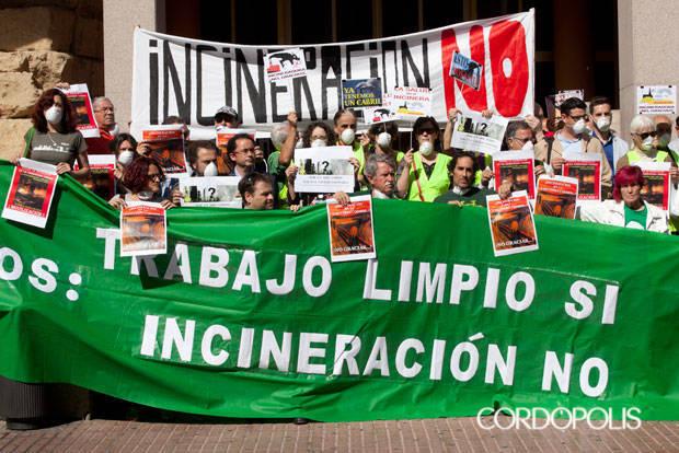 Aire Limpio pide que prevalezca la seguridad de los ciudadanos frente a las incineradoras