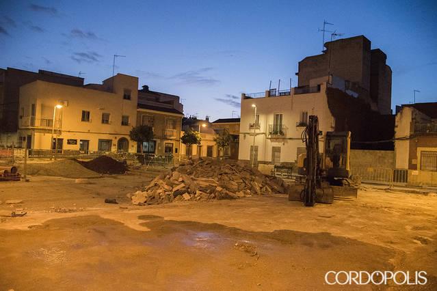 Adiós a la histórica Plaza de Valdeolleros para hacerla más accesible