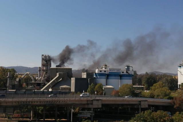 """Aire Limpio critica la """"falta de información"""" y el """"silencio institucional"""" ante los incendios en Cosmos"""