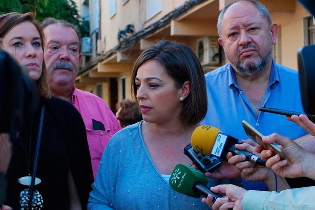 Ambrosio se compromete a asumir las peticiones de la federación de asociaciones de vecinos