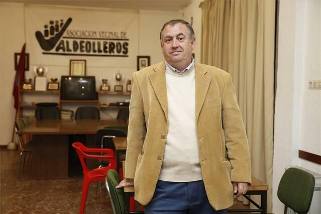 Antonio Toledano, único candidato para volver a presidir Al-Zahara
