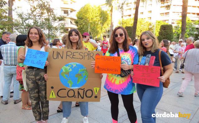 Córdoba se suma a las movilizaciones mundiales por la emergencia climática los días 4, 6 y 7