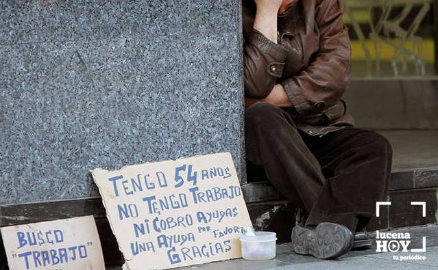 El 34% de la capital cordobesa está por debajo del umbral de pobreza