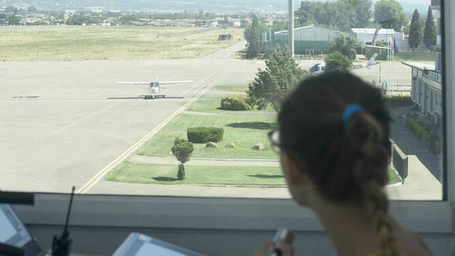 El aeropuerto de Córdoba recibe un 23% más de pasajeros en la primera mitad del año
