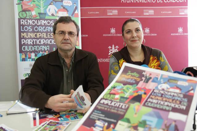 El Ayuntamiento y el Consejo del Movimiento Ciudadano renovarán los órganos de participación ciudadana