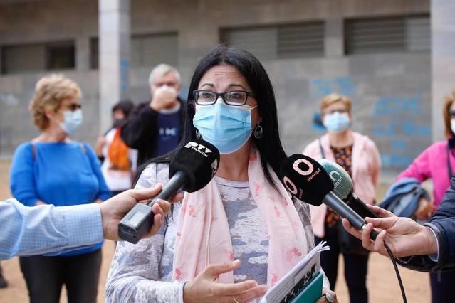 El Consejo de Distrito Sur denuncia el abandono del barrio del Guadalquivir