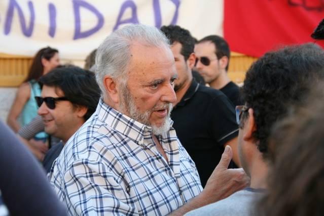 El Consejo del Movimiento Ciudadano apoya el reconocimiento a Julio Anguita