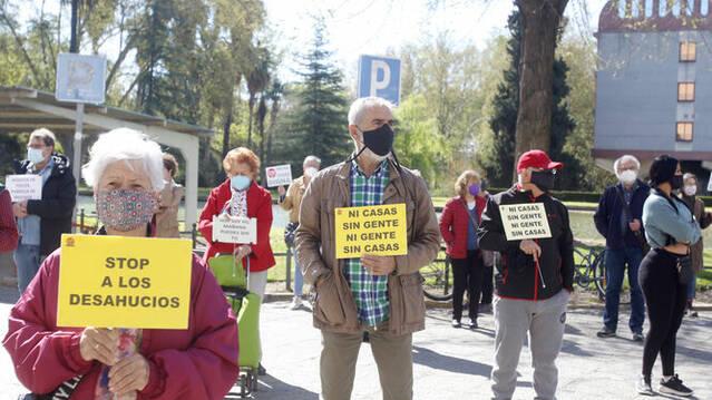 El Consejo del Movimiento Ciudadano de Córdoba pide una nueva ley de vivienda social
