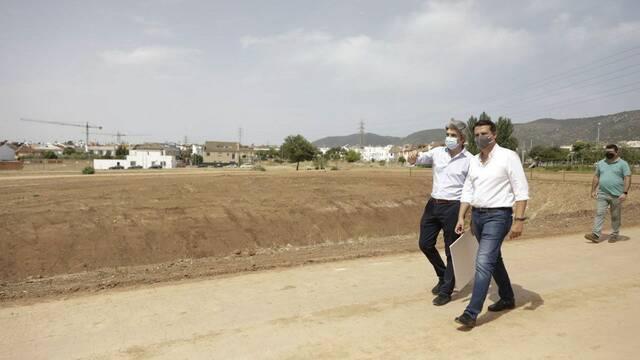 El Consejo del Movimiento Ciudadano exige parques completos, terminados y con mantenimiento