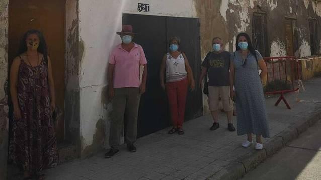 El Distrito Sur de Córdoba denuncia el abandono de los servicios de limpieza