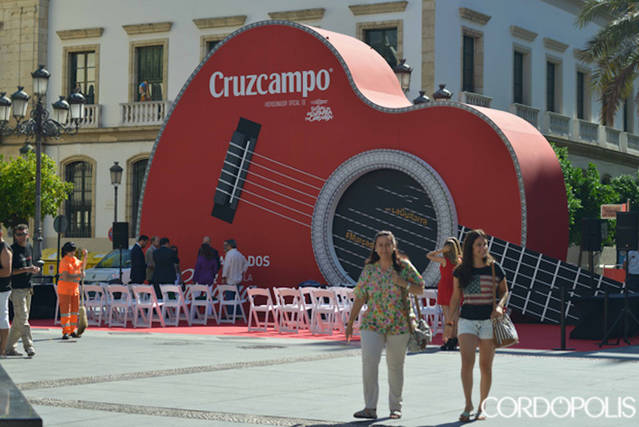 El Movimiento Ciudadano, clave para aprobar la externalización del Festival de la Guitarra