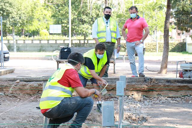El Movimiento Ciudadano exige a Infraestructuras que consensúe las obras en los barrios