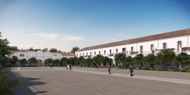 El Movimiento Ciudadano pide que la reforma de Lepanto incluya el centro de mayores