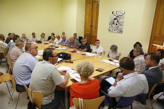 El movimiento ciudadano urge a actualizar el plan de usos de Lepanto