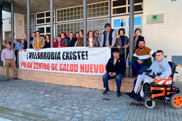 El Movimiento Ciudadano urge a la Junta a mejorar los centros de salud de la ciudad