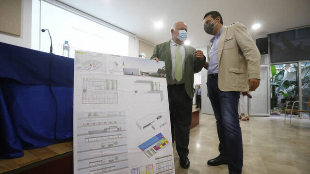El nuevo centro de salud de Alcolea en Córdoba estará listo a finales del año 2022