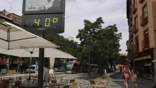 El pasado mes de julio fue el mes más caluroso registrado en todo el planeta