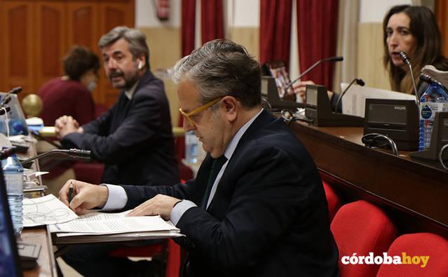 El Pleno acepta modificar los estatutos del Imdeec en favor del Consejo del Movimiento Ciudadano