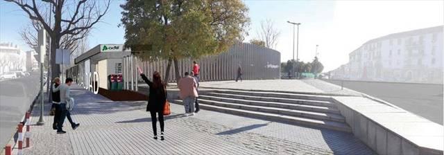 El proyecto para ejecutar la parada de la avenida de la Igualdad, en licitación