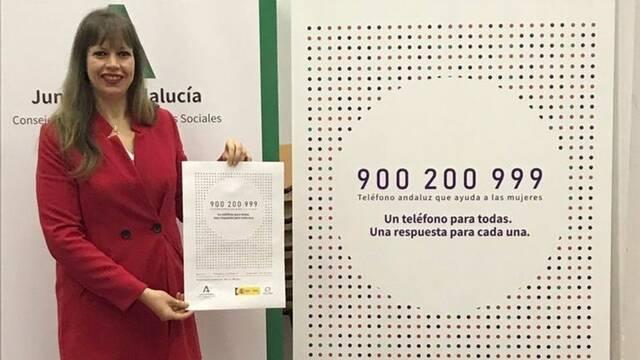 El teléfono 900 del IAM estrena nueva imagen tras un año con un 8% más de llamadas en Córdoba