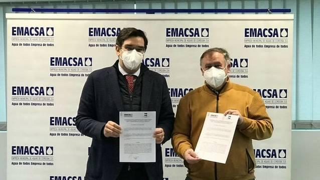 Emacsa y Al-Zahara impulsan en Córdoba el proyecto 'Barrios por el clima'