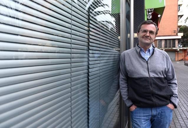 Juan Andrés de Gracia: «No gobernamos, colaboramos en que se gobierne desde una posición crítica»