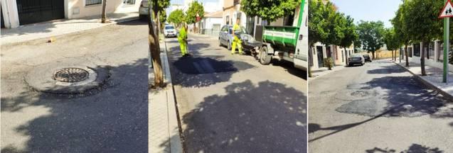 La Asociación Vecinal Guadalquivir Campo de la Verdad pide la rehabilitación del barrio