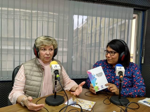 """La Federación de AA.VV. Alzahara en ¡Qué tal! ¿Cómo estamos? Presentan; """"La Guía y glosario de buenas prácticas del uso no sexista del lenguaje"""""""