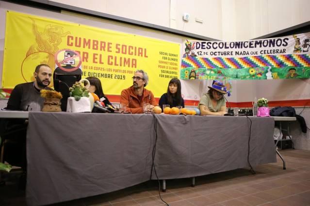 La Marcha por el Clima tomará Madrid y Santiago de Chile este viernes