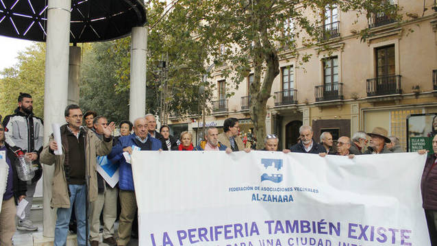La periferia de Córdoba alza la voz