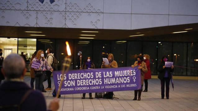 La Plataforma Cordobesa contra la Violencia a las Mujeres rechaza la