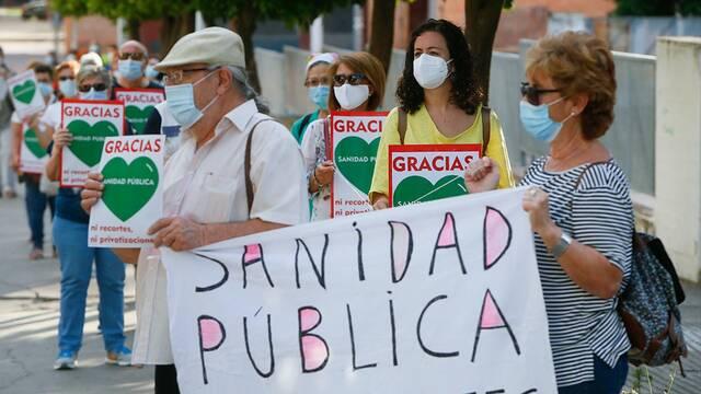 Las Marchas de la Dignidad saldrán a la calle el 28F por la sanidad pública y contra la privatización en la pandemia
