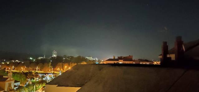 Los vecinos de Levante y Fátima siguen protestando por la contaminación nocturna de la cementera