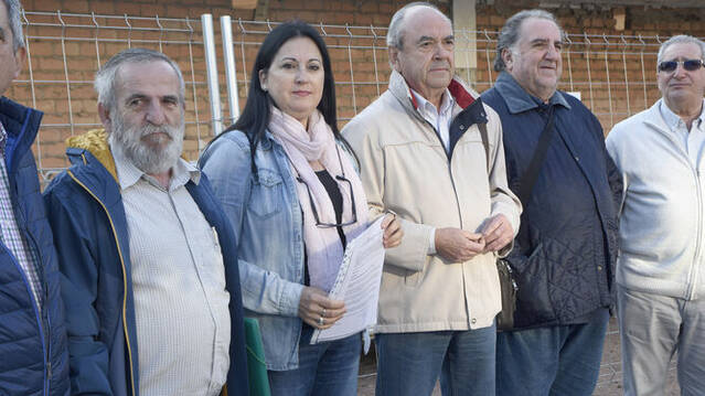 Los vecinos del Distrito Sur piden más gestos tras el compromiso de mejoras del Ayuntamiento