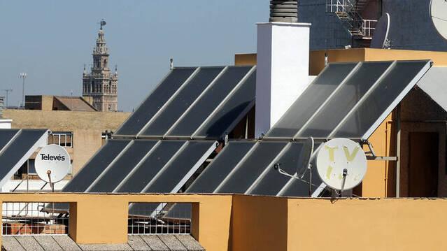 Los vecinos piden el cambio de la normativa de placas solares en el Casco Histórico de Córdoba