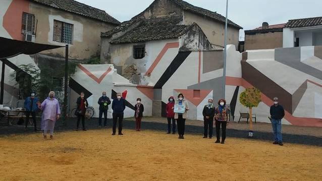 Los vecinos piden más arbolado y sombras en la plaza de San Eloy y el antiguo cine Andalucía